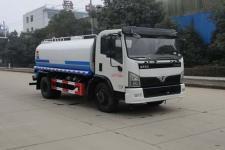 国六东风新款8-10吨绿化喷洒车