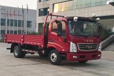 欧铃国六单桥货车163马力1735吨(ZB1040UDD6L)
