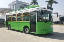 8.6米 13-23座金龙纯电动城市客车(XMQ6860AGBEVM)
