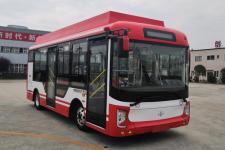 6.9米|12-16座中植汽车纯电动低入口城市客车(CDL6701URBEV1)