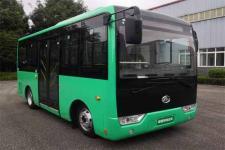 5.9米|11-13座峨嵋纯电动城市客车(EM6590BEVG)