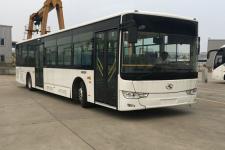 12米 21-46座金龙纯电动城市客车(XMQ6127AGBEVL8)
