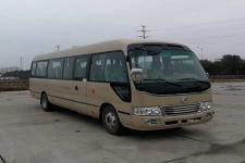 7.7米 10-23座晶马客车(JMV6776CF6)