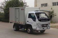 福田越野廂式運輸車(BJ2036Y3JB0-AC)