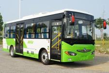 8.1米|24-34座东风纯电动城市客车(DFA6800EBEV5)