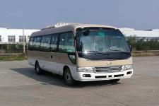 晶马牌JMV6720CF6型客车图片