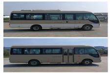 晶马牌JMV6720CF6型客车图片2