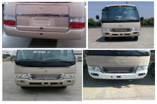 晶马牌JMV6720CF6型客车图片3