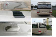 晶马牌JMV6720CF6型客车图片4