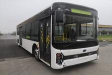 10.5米|16-29座雁城纯电动低入口城市客车(HYK6105GBEV)