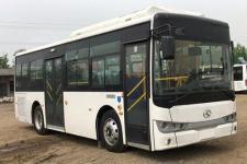8.5米 15-30座金龙纯电动城市客车(XMQ6850AGBEVL19)