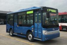 6.5米 10-17座金龙纯电动城市客车(XMQ6650AGBEVL4)