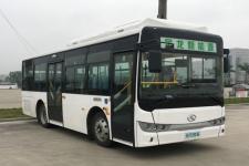 8.5米 15-30座金龙纯电动城市客车(XMQ6850AGBEVL18)