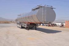 旗林11.2米32.2吨3轴鲜奶运输半挂车(QLG9402GNY)