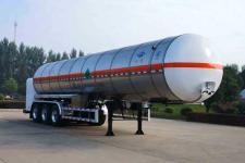 宏图13米26.8吨3轴二氧化碳运输半挂车(HT9400GYUA)