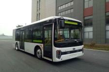 8.5米|12-21座雁城纯电动低入口城市客车(HYK6851GBEV)