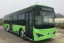 10.5米|20-39座比亚迪纯电动城市客车(BYD6101LGEV12)