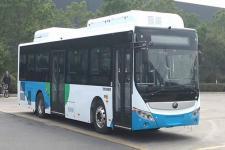 10.5米|20-33座宇通插电式混合动力低入口城市客车(ZK6105CHEVNPG40)