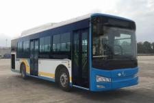 10.5米 20-35座金旅插电式混合动力城市客车(XML6105JHEVD6CN)