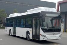 12米宇通插电式混合动力低入口城市客车