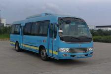 8.2米 24-38座晶马纯电动客车(JMV6821BEV5)