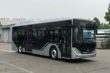 10.5米|16-37座宇通纯电动低入口城市客车(ZK6106BEVG4E)