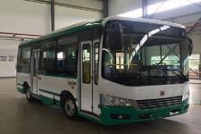 6.6米|12-23座云海纯电动城市客车(KK6650GEV01)