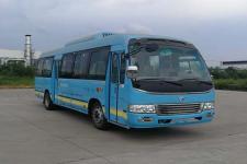 8.2米|24-36座晶马纯电动城市客车(JMV6821GRBEV6)