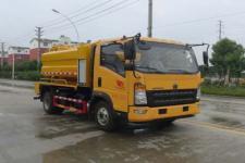 華通牌HCQ5088GQWZZ5型清洗吸污車