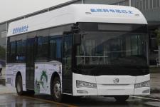 8.5米|16-29座金旅燃料电池城市客车(XML6855JFCEV10C)