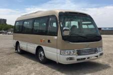 6米|10-15座晶马纯电动城市客车(JMV6601GRBEV)