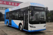 10.5米|18-31座中植汽车燃料电池低入口城市客车(CDL6101URFCEV)