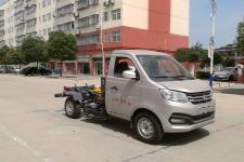 程力威牌CLW5030ZXXSC6型车厢可卸式垃圾车