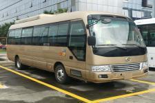 8.1米 13-35座金龙纯电动城市客车(XMQ6806BGBEVL3)