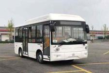 6.9米 10-18座廣通純電動城市客車(CAT6690CRBEV)