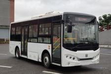 8米中国中车TEG6802BEV09纯电动城市客车