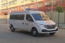 國六上汽大通v80救護車
