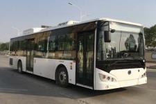 12米|21-41座申龙插电式混合动力低入口城市客车(SLK6129UNHEVL3)