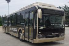 12米|21座宇通纯电动低地板城市客车(ZK6126BEVG6)