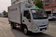 國六躍進醫療廢物轉運車