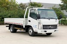 凯马国六单桥货车126马力1995吨(KMC1040B260DP6)