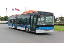 12米|21-40座豪沃插电式混合动力城市客车(ZZ6126GCHEVN6Q1)