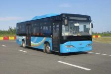 8.5米|14-29座豪沃纯电动城市客车(ZZ6856GBEVQ1)