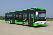 12米|21-41座豪沃纯电动城市客车(ZZ6126GBEVQ3)
