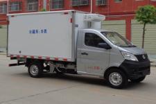 程力威牌CLW5020XLCS6型冷藏车