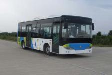 8.1米|13-24座豪沃纯电动城市客车(ZZ6806GBEVQ6)