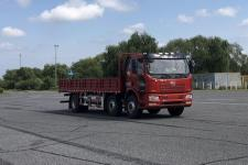 解放国六前四后四平头天然气货车258马力15800吨(CA1250P62M2L6T3E6)