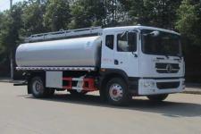 国六 东风15方普通液体运输车价格