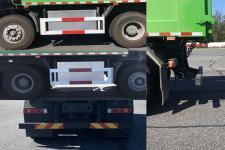 解放牌CA3310P66N142L4T4BEV型纯电动自卸汽车图片