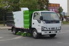 新东日牌YZR5070TSLQ6型扫路车
